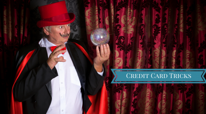 Credit Card Tricks to Raise Your Interest Rate