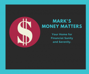 MARKs MONEY MATTERS